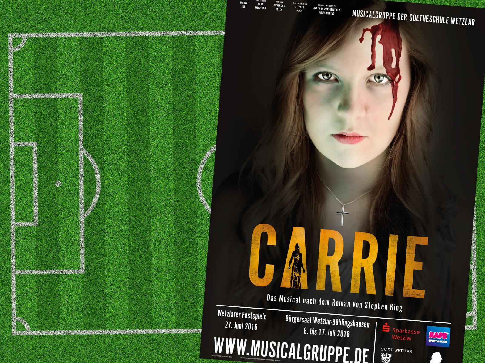 CARRIE und die Fußball-EM